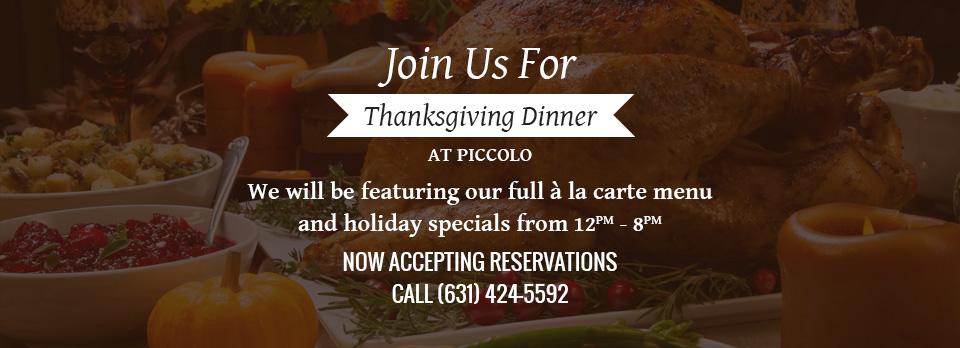 Piccolo Restaurant 215 Wall Street Huntington Ny